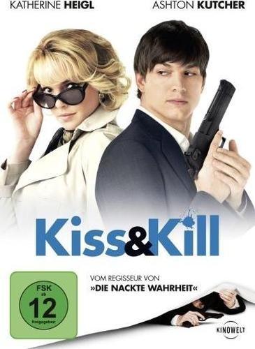 Kiss & Kill - Katherine Heigl, Ashton Kutcher - DVD