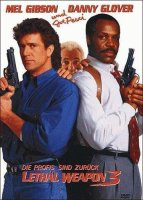 Lethal Weapon 3 - Mel Gibson, Danny Glover - DVD
