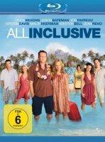 All Inclusive - Vince Vaughn, Jean Reno - Blu-ray