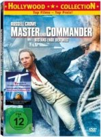 Master and Commander - Russel Crowe - DVD
