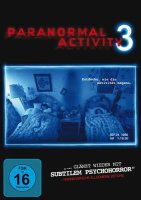Paranormal Activity 3 - DVD