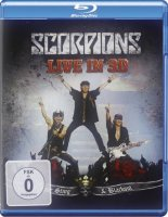 Scorpions - Live In 3D - Get Your Sting & Blackout -...