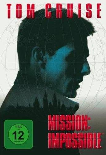 Mission: Impossible - Tom Cruise - DVD