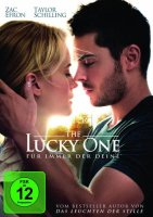 The Lucky One - Zac Efron, Taylor Schilling - DVD