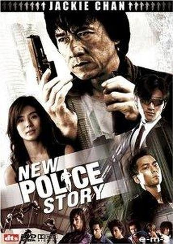 New Police Story - Jackie Chan - DVD