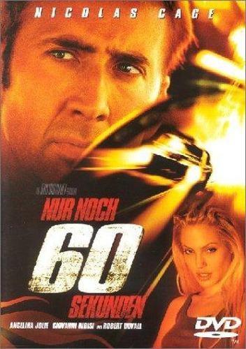 Nur noch 60 Sekunden - Nicolas Cage - DVD