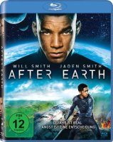 After Earth - Will Smith - Blu-ray