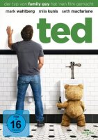 Ted - Mark Wahlberg - DVD