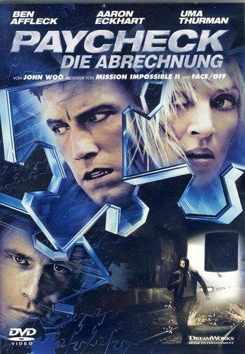 Paycheck - Die Abrechnung - DVD