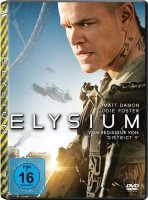 Elysium - Matt Damon, Jodie Foster - DVD