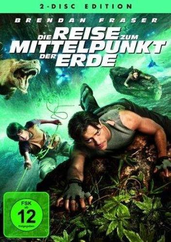 Reise zum Mittelpunkt der Erde - 2 DVDs - incl. Brillen - DVD