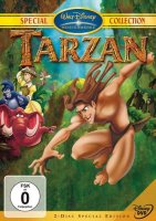 Tarzan - Special Collection - 2 DVDs