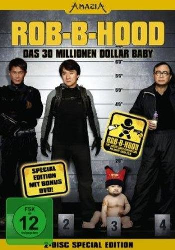 Rob-B-Hood - Jackie Chan - Special Edition - 2 DVDs
