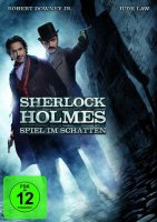Sherlock Holmes - Spiel im Schatten - DVD
