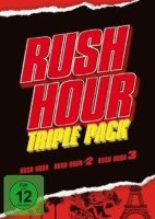 Rush Hour Triple Pack - Alle 3 Teile in 1 Box - 3 DVDs