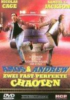 Amos & Andrew - Zwei fast perfekte Chaoten - DVD