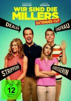 Wir sind die Millers - DVD