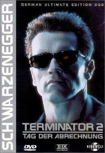 Terminator 2 - German Ultimate Edition - 2 DVDs