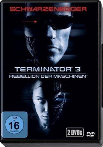 Terminator 3 - Rebellion der Maschinen - 2 DVDs