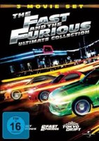 The Fast and the Furious - Ultimate - 3 Movie Set - DVD