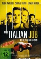 The Italian Job - Mark Wahlberg, Charlize Theron - 2 DVDs