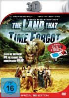 The Land That Time Forgot - Special 3D Edition - DVD