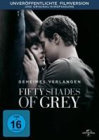 Fifty Shades of Grey - Geheimes Verlangen - DVD