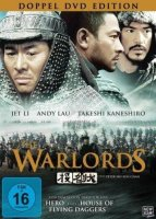 The Warlords - Jet Li, Andy Lau - 2 DVDs