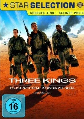Three Kings - DVD