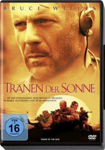 Tränen der Sonne - Bruce Willis - DVD