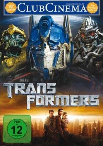 Transformers - Special Edition - 2 DVDs