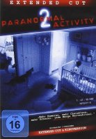 Paranormal Activity 2 - Extended Cut - DVD