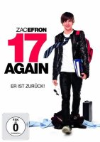 17 Again - Zac Efron - DVD