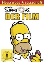 Die Simpsons - Der Film - DVD