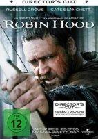 Robin Hood - Directors Cut - Russel Crowe - DVD