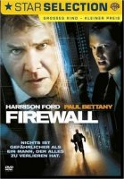 Firewall - Harrison Ford - DVD