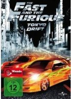 The Fast and the Furious - Tokyo Drift - DVD
