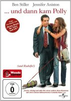 ... und dann kam Polly - Ben Stiller, Jennifer Aniston - DVD